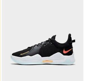 Size 12 - Nike PG 5 Black 2021