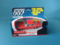 "CORGI JAMES BOND 007 AMC HORNET HATCHBACK TY07101 ""THE MAN WITH THE GOLDEN GUN"""