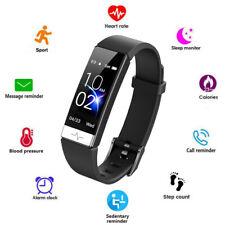 Smart Watch Sport Bracelet ECG Monitor Heart Rate Blood Pressure Steps Calories