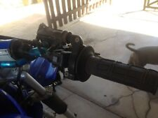 2006 YAMAHA TTR125 TTR 125  THROTTLE ASSEMBLY WITH CABLE