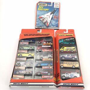 Matchbox 1997 Starter Collection Sky Buster City Streets Bundle Lot 32839 30335