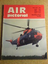 AIR PICTORIAL - HANDLEY PAGE VICTOR - May 1972 v34 #5