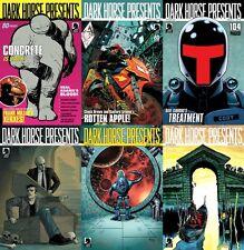 Dark Horse Presents (2011-2012) 1-12