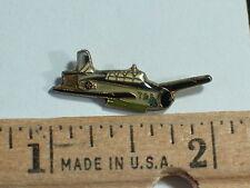 TBF Avenger Airplane Pin, Vintage Navy torpedo bomber Aircraft Lapel Pin,(#2)**)