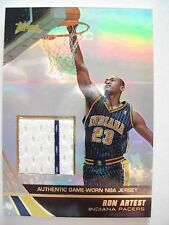 2004 TOPPS BASKETBALL GAME JERSEY RON ARTEST JE-RAR  PACERS BX54