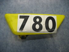 LEFT SIDE COVER 1974 YAMAHA TY250 TRIALS 250 434
