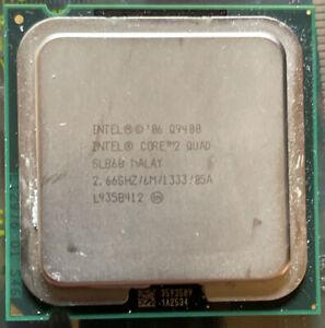 Intel Core 2 Quad Q9400 Core компьютерные процессоры цп огромный выбор по лучшим ценам Ebay