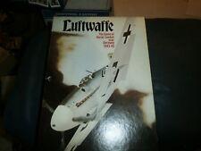 Avalon Hill 1971 Luftwaffe Partiel Perforées Antenne Combat Sur Allemagne 43- 45