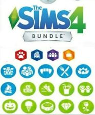 The Sims 4 + 12 DLC Collection /PC/MAC/Downloadable account/ Multilanguage