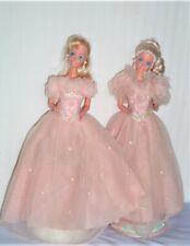 (2) Happy Birthday Collection Birthday Surprise Barbie 1991 no Boxes