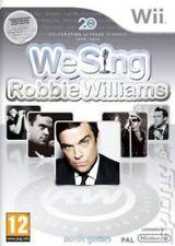 21716 We Sing Robbie Williams [nuovo e sigillato] - Nintendo Wii (2010) RVL-mente -