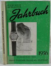 Diebeners Uhrmacher Jahrbuch 1956.
