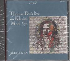 Thomas Duis live on Klavins Mod. 370 Ludwig van Beethoven Sonate Op.2 CD NEU DDD