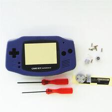 OEM New Blue Full Housing Shell Pack for Nintendo Gameboy Advance GBA Repair
