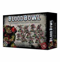 The Gouged Eye - Orc Blood Bowl Team Warhammer - Brand New! 200-15