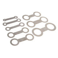 Pad Leveling Rings Pad Iron Woodwind Repair Kit for Saxophone Flute Clarinet