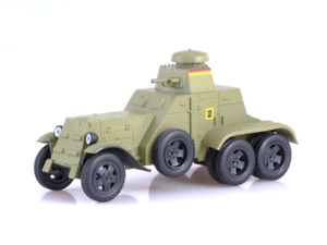 BA-27M (Ford-Timken) Soviet Armoured Car 1931 Year 1/43 Scale Collectible Model