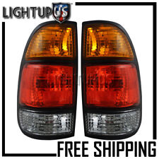 Regular Access Cab Left Right Pair Tail Lights for 2000-2006 TOYOTA TUNDRA