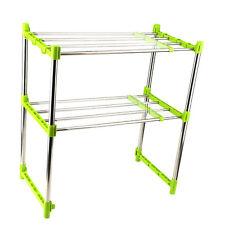 CUISINE FOUR MICRO-ONDES rack multi-fonction organisateur stockage étagères étagère SQ