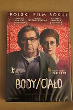 Body / Ciało (DVD)  English Subtitles POLISH RELEASE