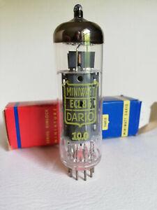 1x ECL86 MINIWATT DARIO label , Vacuum tube Valve, Röhre, NOS NIB