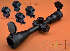 Free Ship Eagle 4-16x40 SF R/G Turrets W/Lock/Reset Glass Reticle Rifle Scope