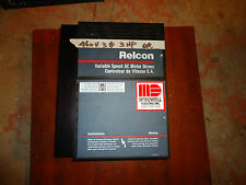 RELCON,  AC-TECH, 3 HP VARIABLE SPEED AC MOTOR DRIVE, MODEL#L14030AB, NEW