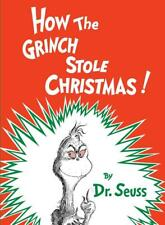 How the Grinch Stole Christmas! von Dr Seuss (1957, Gebundene Ausgabe)