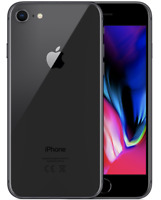 Apple iPhone 8 64GB Space Grau - (ohne Simlock) NEU OVP MQ6G2ZD/A EU