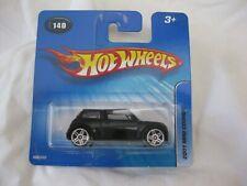 Hot Wheels 2005,2001 Mini Cooper Mint In Short Card