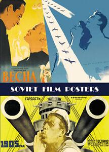 Russian Soviet Film Posters 1924-1991 Album_ Советский киноплакат 1924-1991