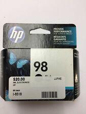 Hewlett-Packard-Ink-Cartridge-98 Expired Black