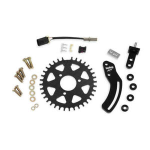 """Holley Ignition Crank Trigger Kit 556-116; 8.000"""" Chevy"""