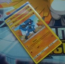 4x Riolu - Sun and Moon: Ultra Prism (66/156) COMMON NM