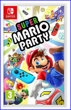 Jeu NINTENDO SWITCH - SUPER MARIO PARTY - NEUF sous blister