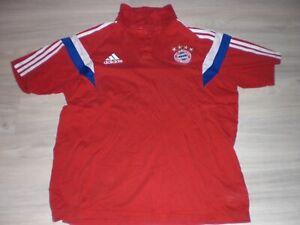 2x FC Bayern München Poloshirts in der Grösse XL
