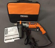 New RIDGID 8.5-Amp 1/2 in. Heavy Duty Hammer Drill R50111