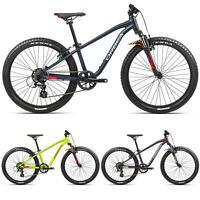 "Orbea Kinder Fahrrad MX 24 XC MTB Hardtail 7-Gang 30cm 24"" Mountainbike MTB Alu"