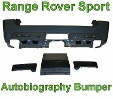 Autobiography style REAR BUMPER fr Range Rover Sport 2010 HST conversion bodykit