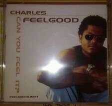 Charles Feelgood Mix - Various Can You Feel It CD Brand NEW, sealed