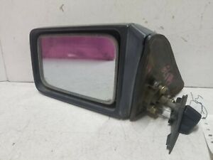 1985 OEM Honda Accord Left Lever Controlled Side View Mirror