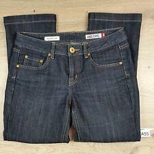 Jag Jeans Size 9 Mid Rise, Reg fit, Crop Capri Womens Jeans EUC W31 L25 (A55)