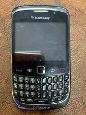 BlackBerry Curve 9300 - Black Smartphone  - FOR PARTS