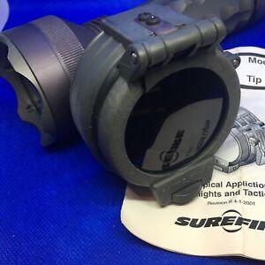 "SUREFIRE FM20 SERIES ULTRA VIOLET UV FILTER FOR M3T, M4, M6 (2 1/2"") FLASHLIGHTS"