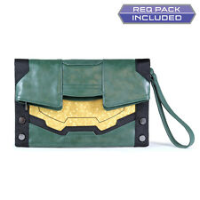 Halo 5 UNSC Halo Master Chief Clutch Bag With Req Pack Official Merchandise