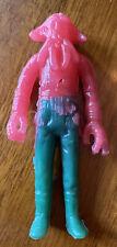 VINTAGE VERY RARE STAR WARS Squid Head Pink Green Mexican BOOTLEG FIGURE LILI 80