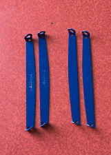 Meccano Aeroplane Constructor Staggered Cross Strut. P.190, 191 Blue.