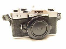 Porst CR - 1 Kameragehäuse