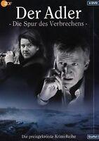 Der Adler - Die Spur des Verbrechens Staffel 1 (4 DVD / 8... | DVD | Zustand gut