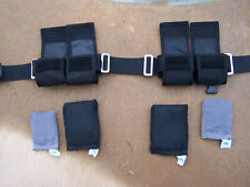 Xs Scuba Xs Soft Weight Belt 4 Pockets with 14lbs. Soft Weights